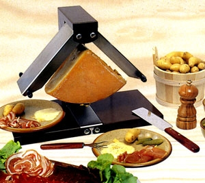 appareil raclette br zi re raclette cuisin 39 store. Black Bedroom Furniture Sets. Home Design Ideas