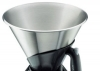 Cône inox entonnoir à piston LACOR