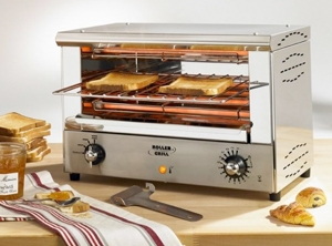 Toaster professionnel roller grill for Grill cuisine professionnelle