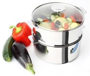 panier cuit vapeur cristel batterie de cuisine cuisin 39 store. Black Bedroom Furniture Sets. Home Design Ideas