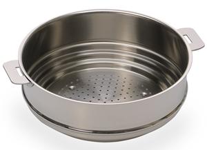 Casserole cristel avis great casserole classique cristel - Panier cuit vapeur inox ...