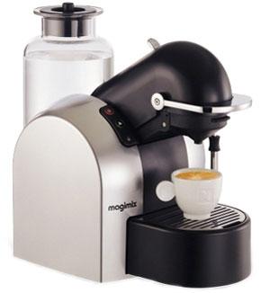 Recipient Machine A Cafe Magimix