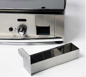 Plancha gaz roller grill pl 400 g plancha cuisin 39 store - Plancha roller grill gaz ...