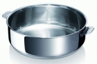 Sauteuse inox chef evolution