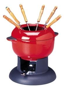 Service fondue invicta cuisson cuisin 39 store - Alcool a bruler fondue ...