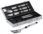 Set barbecue manche inox 111