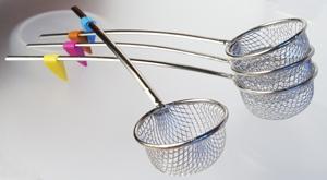 passoire fondue chinoise inox ustensiles de cuisine. Black Bedroom Furniture Sets. Home Design Ideas