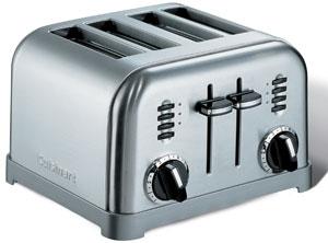 Toaster cuisinart cpt160e cpt180e cuisin 39 store - Grille pain cuisinart cpt160e ...