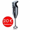 BAMIX M 160 DeLuxe Carbone