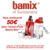 Coffret Bamix Box rouge