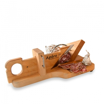 Guillotine saucisson coupe saucisson cuisin 39 store - Machine a couper le saucisson ...