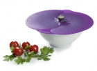 Couvercle en Silicone Aubergine Charles Viancin
