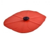 Couvercle en Silicone Coquelicot ovale Charles Viancin