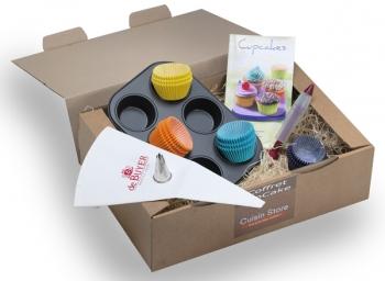 Coffret cupcake cuisin 39 store ustensiles de cuisine et accessoires de cuisine cuisin 39 store - Coffret ustensile cuisine ...
