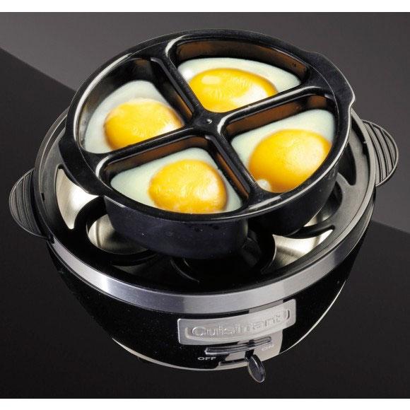 cuiseur oeufs cuisinart cec10e cuit oeufs lectrique. Black Bedroom Furniture Sets. Home Design Ideas