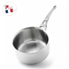 Casserole inox French Collection Mont Bleu 140