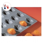 Elastomoule madeleines DE BUYER 140