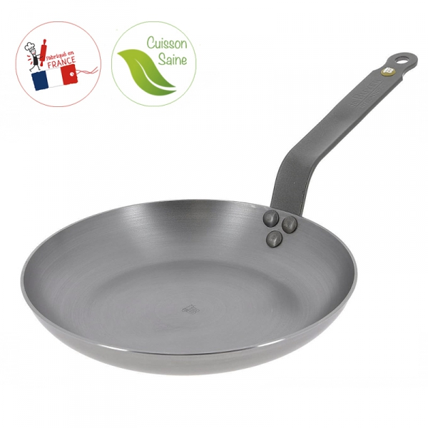 Poêle à omelette Mineral B-Element De Buyer