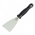 Spatule triangle lame biseautée FKO De Buyer 140