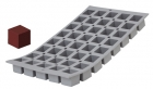 Elastomoule mini cube DE BUYER