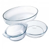 Ensemble plats Pyrex Four