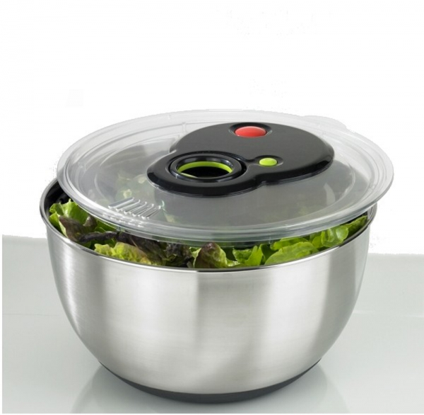 essoreuse a salade inox
