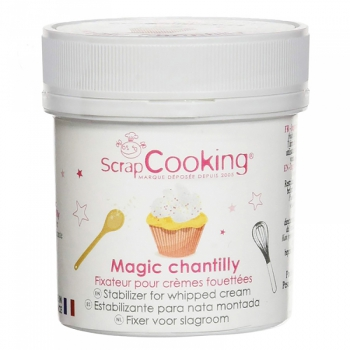 Magic Chantilly Scrapcooking
