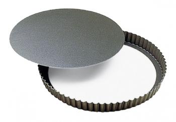 moule tarte amovible table de cuisine. Black Bedroom Furniture Sets. Home Design Ideas