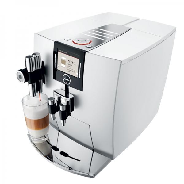 Machine caf jura impressa j85 tft pianowhite aroma cuisin 39 store - Prix machine a cafe jura ...