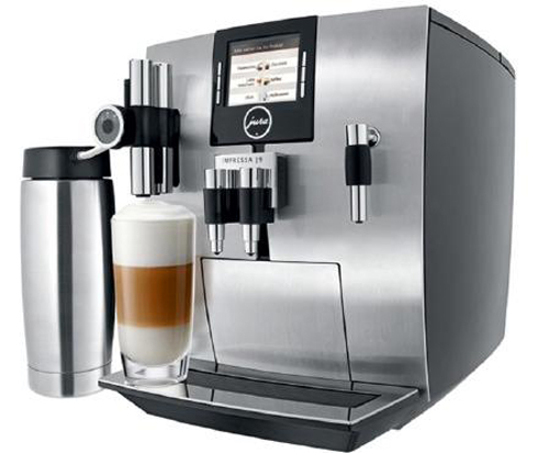 machine caf jura impressa j9 4 tft aluminium aroma cuisin 39 store. Black Bedroom Furniture Sets. Home Design Ideas