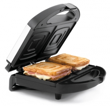 Appareil croque monsieur lacor appareil sandwich cuisin 39 store - Sachet cuisson croque monsieur grille pain ...