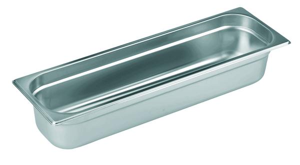 Bac gastronorme inox gn 2 4 r cipient inox professionnel for Bac inox professionnel