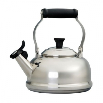 bouilloire le creuset tea time inox cuisin 39 store. Black Bedroom Furniture Sets. Home Design Ideas