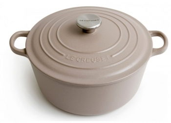 Cocotte Le Creuset ronde sisal