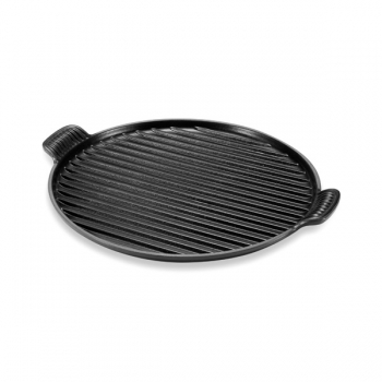Grill plancha rond Le creuset