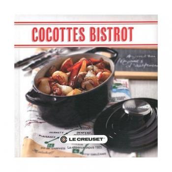 livre de cuisine cocottes bistrot le creuset le meilleur