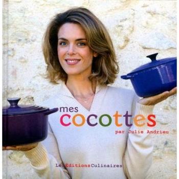 livre de cuisine mes cocottes le creuset la cr ativit dans vos cocottes cuisin 39 store. Black Bedroom Furniture Sets. Home Design Ideas