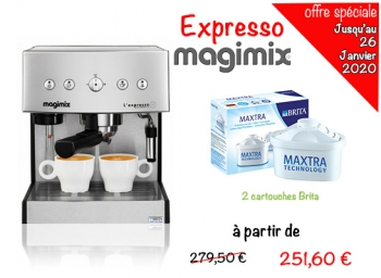 Expresso Automatic Magimix