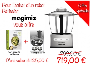 robot magimix p tissier 6200 xl robot p tissier cuisin 39 store. Black Bedroom Furniture Sets. Home Design Ideas