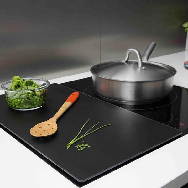 planche de protection pour plaque de cuisson pebbly cuisin 39 store. Black Bedroom Furniture Sets. Home Design Ideas
