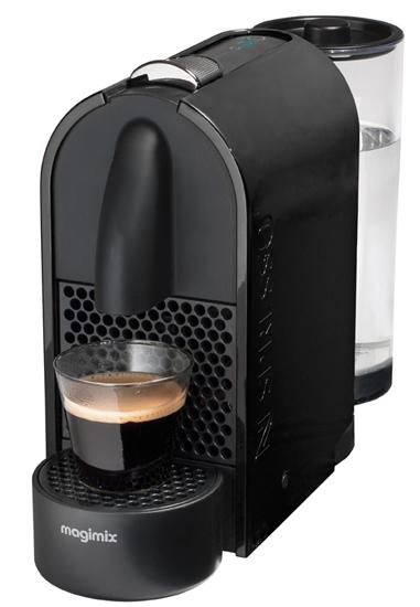 cafeti re magimix nespresso u cuisin 39 store. Black Bedroom Furniture Sets. Home Design Ideas