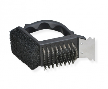 Brosse Barbecue Point Virgule