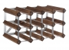 Range bouteille Traditionnal Wine Rack Co