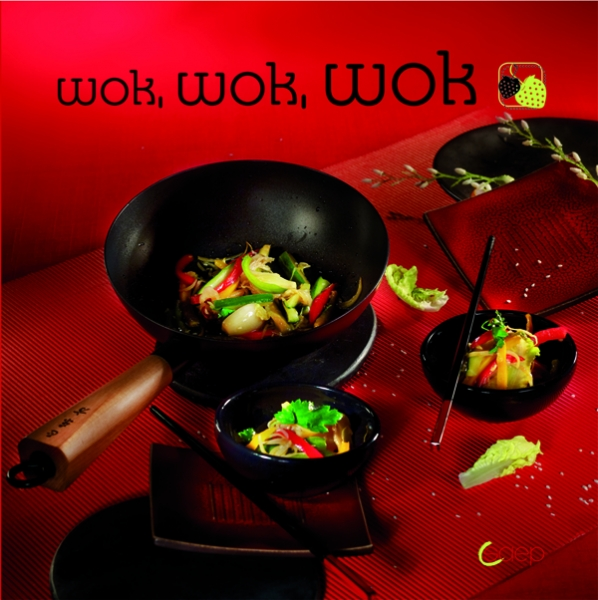 livre de cuisine wok wok wok l 39 id al pour votre wok cuisin 39 store. Black Bedroom Furniture Sets. Home Design Ideas