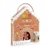 Kit Maison Gingerbread House Scrapcooking