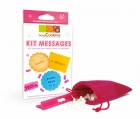Kit messages Scrapcooking 118
