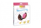 Kit Oeuf en Chocolat et Surprise Scrapcooking
