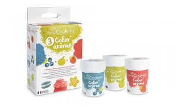 Kit Color Arome Scrapcooking