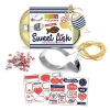Kit biscuit poisson Sweet Fish Scrapcooking
