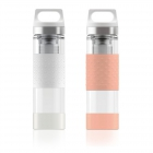 Bouteille Hot & Cold Glass Sigg